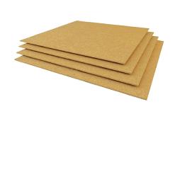 Древесноволокнистая плита (ДВП) и древесностружечная