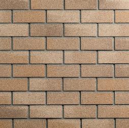 Фасадная битумная плитка